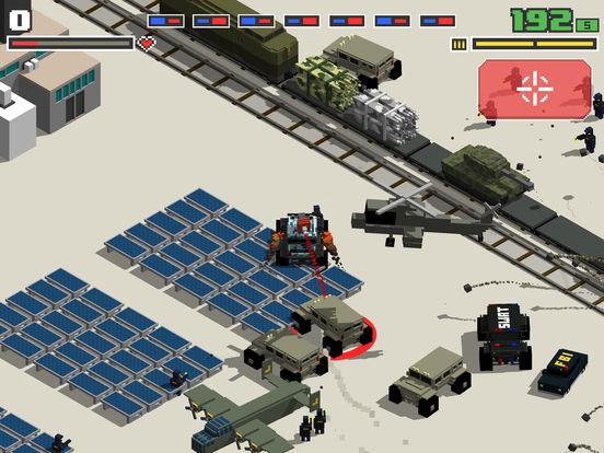 Smashy Road: Arena screenshot 9