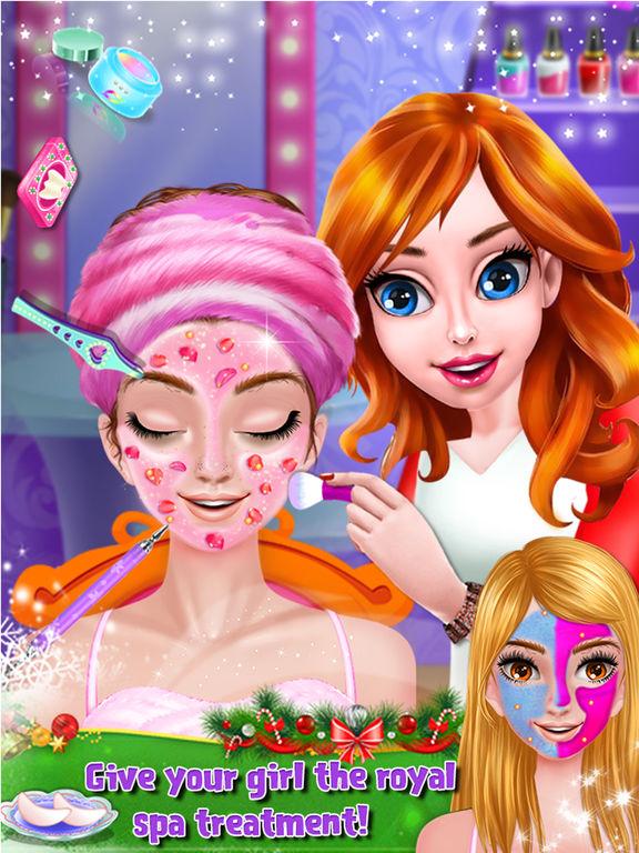 X'mas Princess Salon screenshot 9