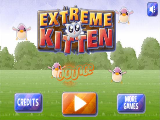 Extreme Kitten Bounce screenshot 10