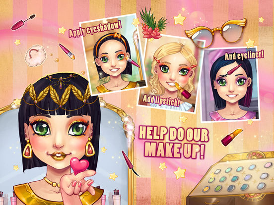 Beauty Salon Era Mix - Princess Makeover Fun screenshot 6