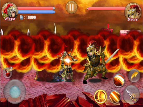 RPG-Blood Honour Pro screenshot 9