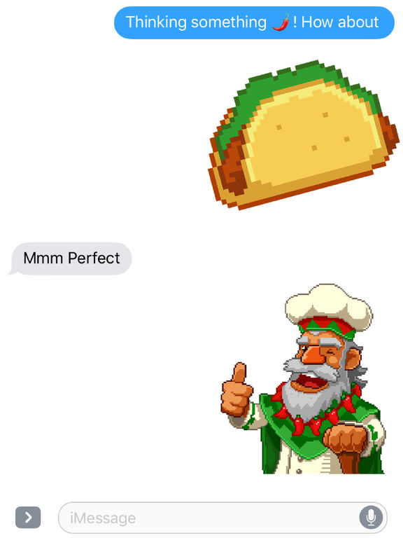 Mucho Taco Sticker Pack screenshot 4