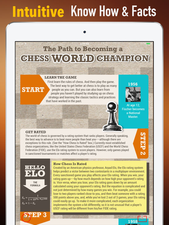 Chess for Beginners-Tutorial and Tips screenshot 5