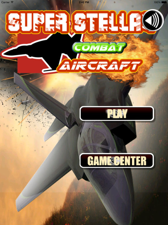 A Super Stellar Combat Aircraft - Explosive Game Of Flight Simulation screenshot 6