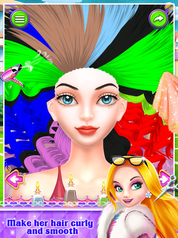 Princess High School Makeover screenshot 9