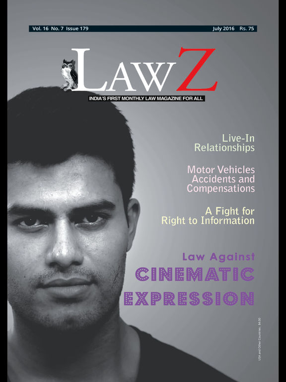 LawZ Magazine screenshot 6