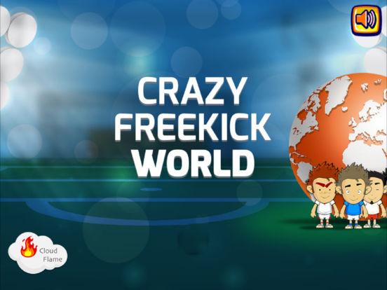 Crazy Freekick World screenshot 10