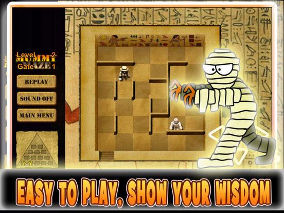 Mummy Puzzle Escape 2 screenshot 5