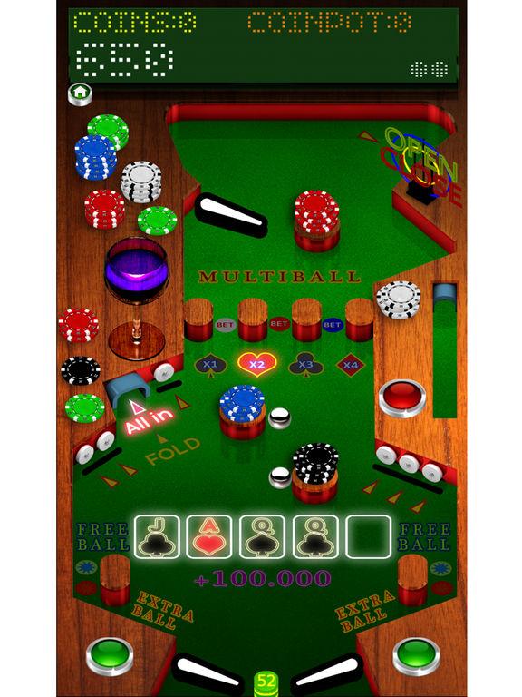 Pinball Poker screenshot 5