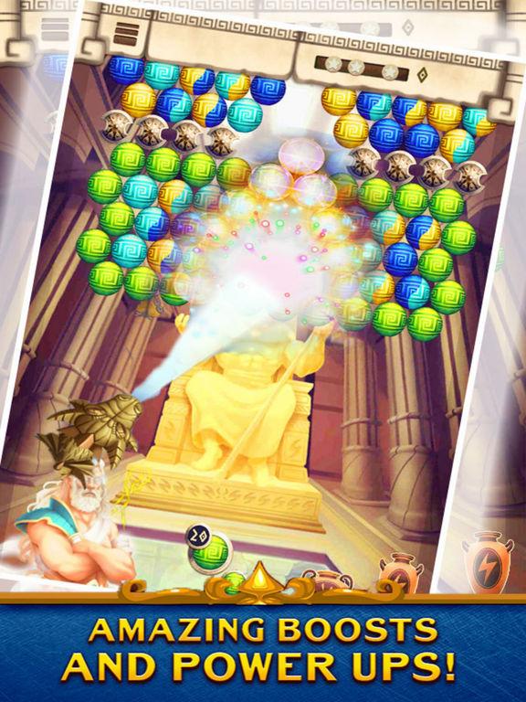 Greece Legend Bubble 2 screenshot 5