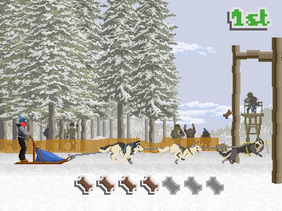 Dog Sled Saga screenshot 7