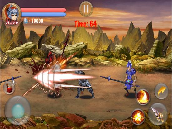 Action-Blade Of Dragon Hunter screenshot 6