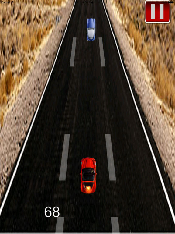 A Fast Car Racing Pro - Furiously On The Highway screenshot 7