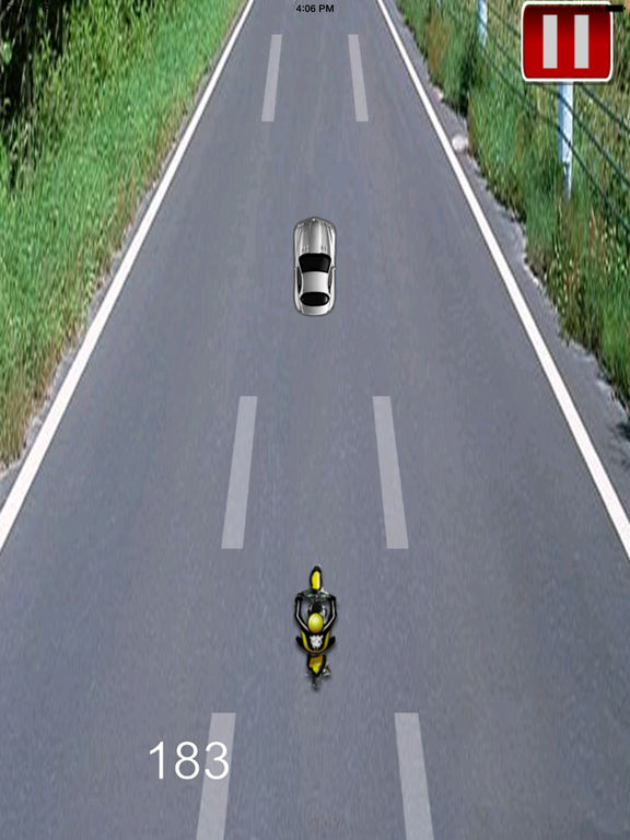 A Spectacular Motorcycle Race Deluxe - Speed Game screenshot 7