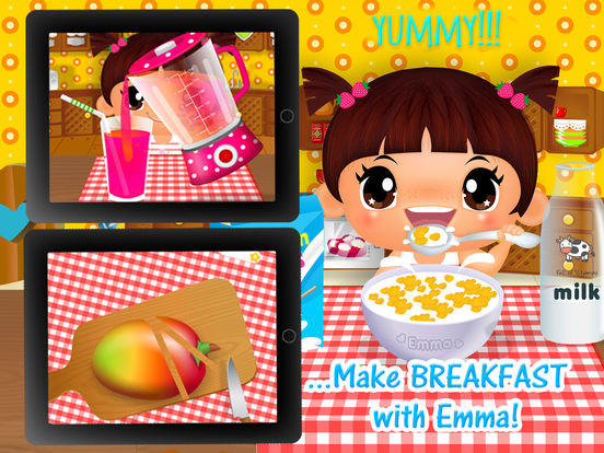 Sweet Little Emma - Playschool 2 - No Ads screenshot 9