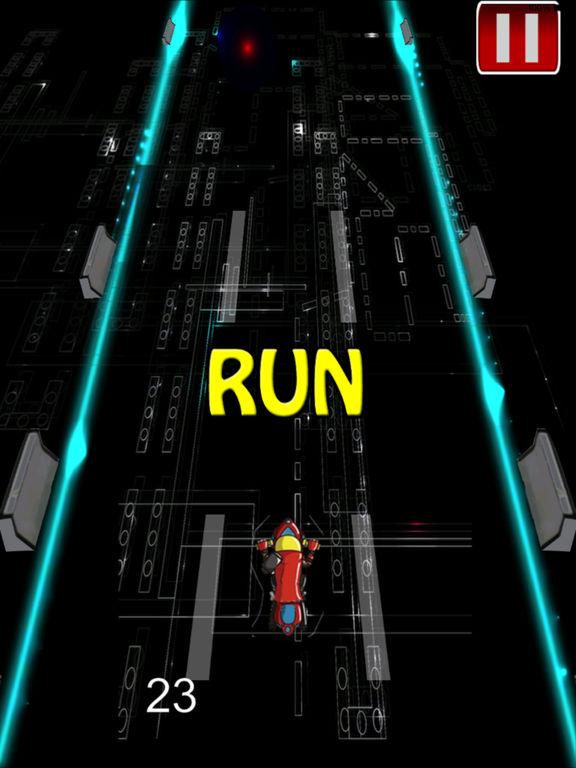 A Smoke Fast Bike - Games Deadly Race screenshot 9