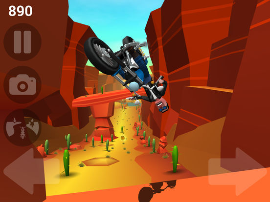 Faily Rider screenshot 9