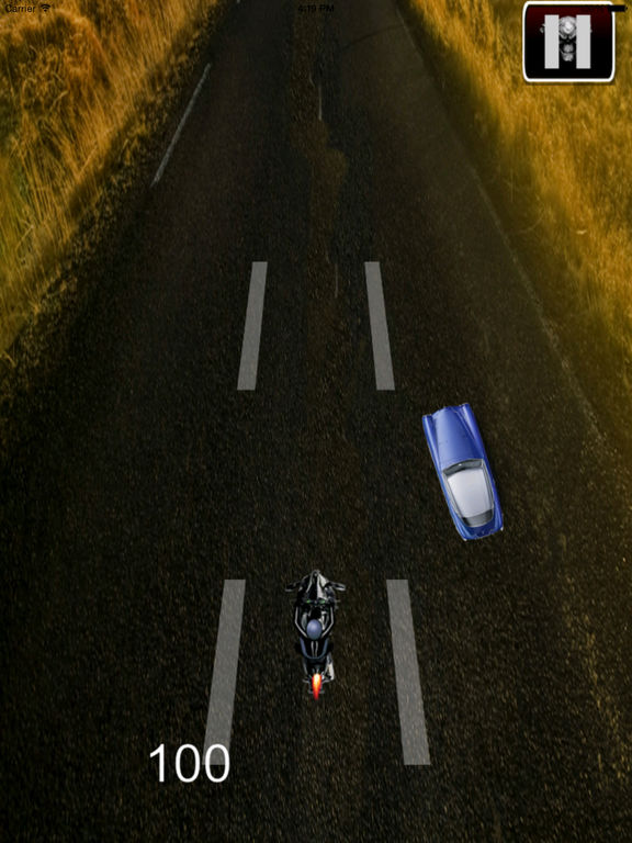 A Race Motorcycle Driver Pro - Awesome Highway Rider Game screenshot 8