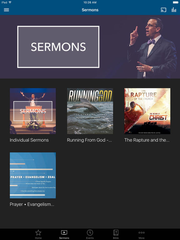 Hopewell Baptist screenshot 5