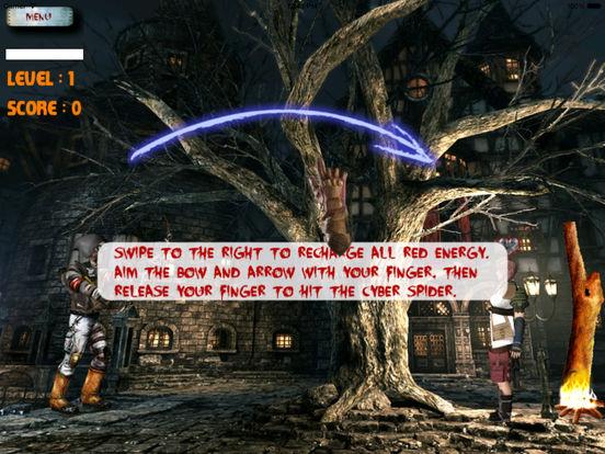 Archer War Revenge Against Evil - Shooting Of Great Power screenshot 7