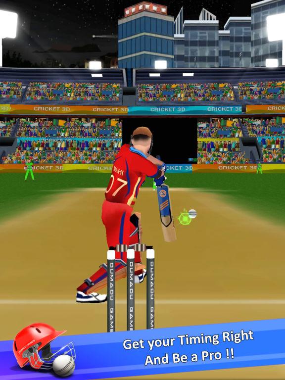 Slog Cricket - unlimited Power-play Hits screenshot 7