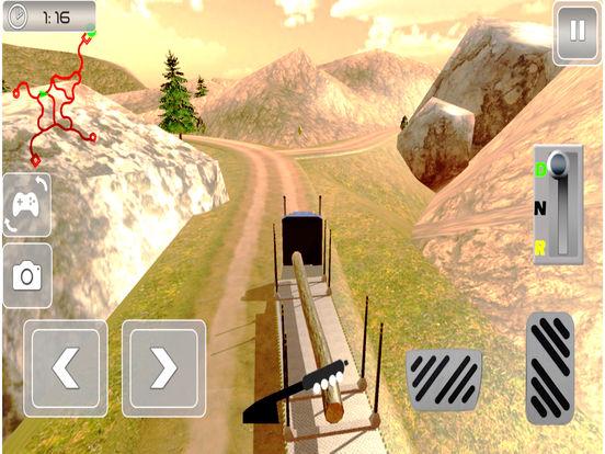 Extreme Truck Hill Drive : Real Mountain Climb-er screenshot 4