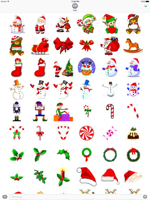 Merry Christmas • Stickers screenshot 6
