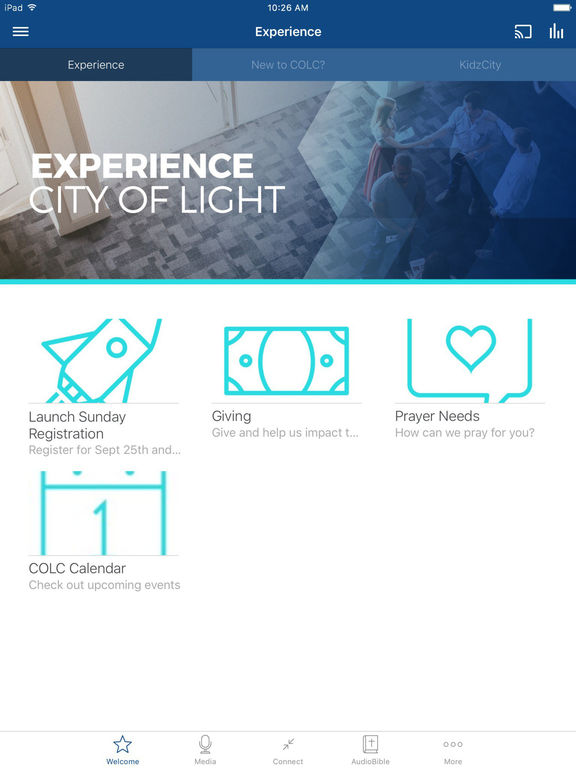 City of Light Church App screenshot 4