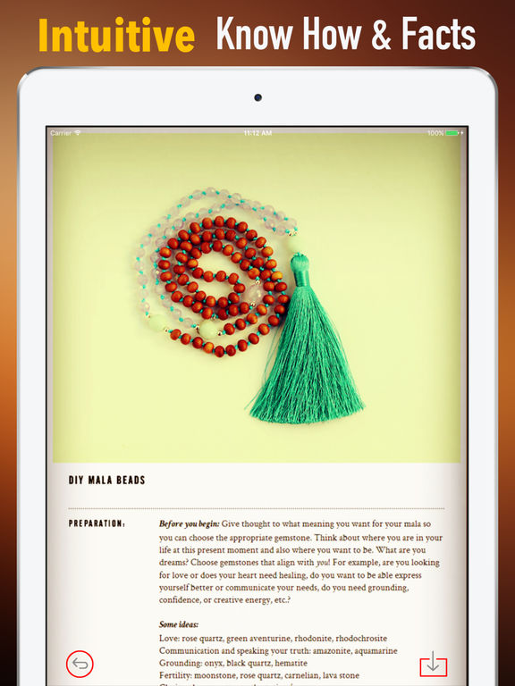 DIY Mala Bead Necklace-Beginners Guide and Tips screenshot 5