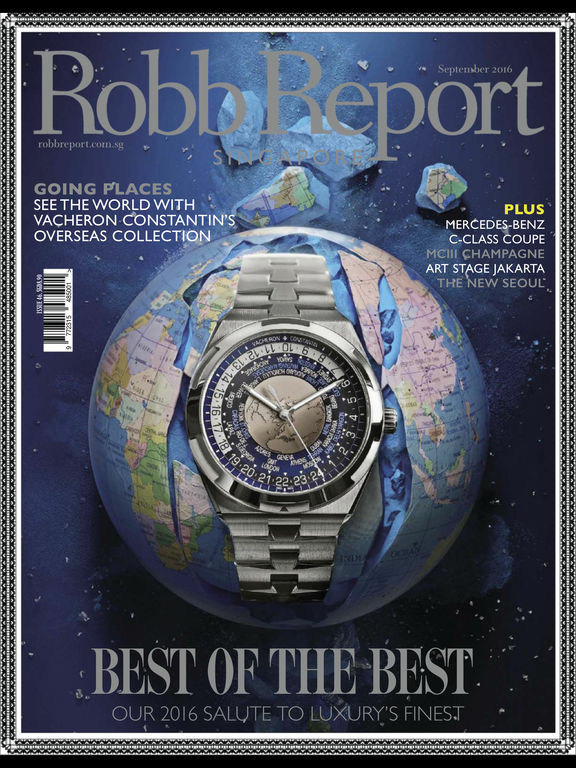 Robb Report Singapore screenshot 6