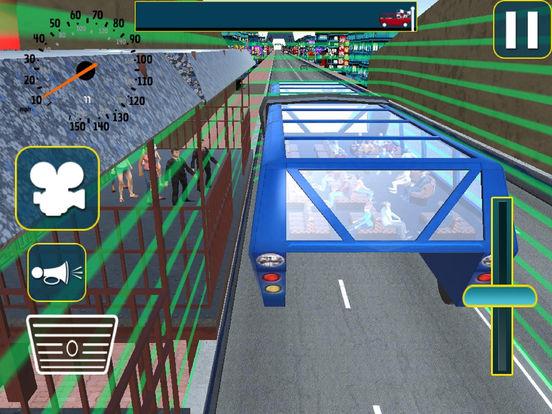 City Elevated Bus screenshot 8