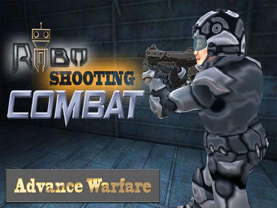 Robo Shooting Combat screenshot 4