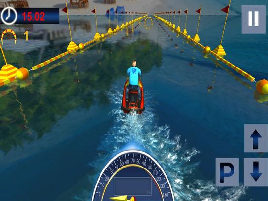 Drive Boat Simulator : Racing Stunt Mania screenshot 6