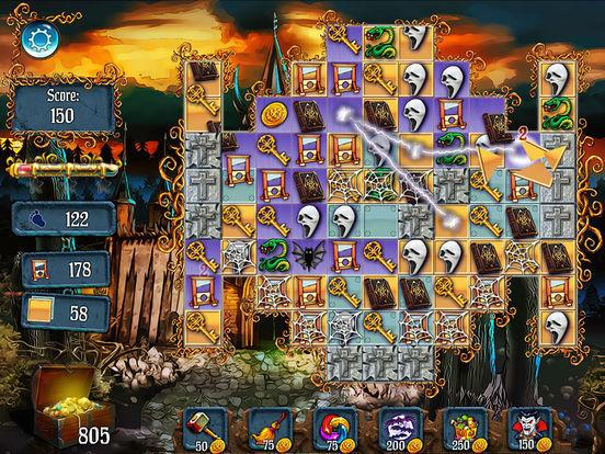 Magic Halloween Free screenshot 4