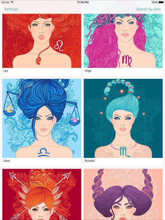 Zodiac signs - Astrology screenshot 7