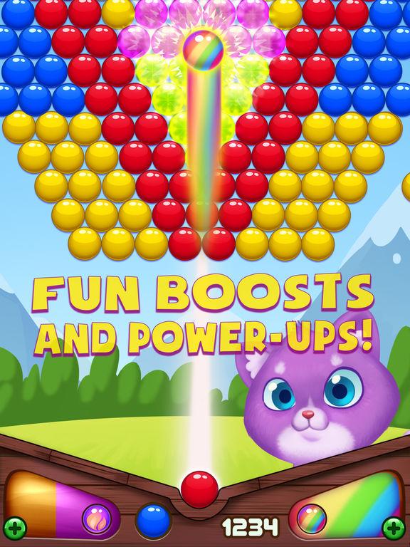 Bubble Shooter Kitty screenshot 8