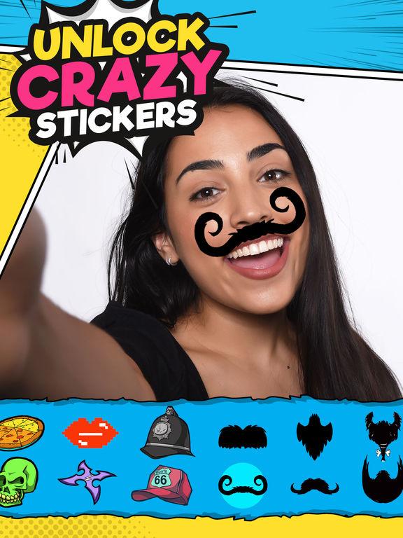 Face Up - The Selfie Game screenshot 8