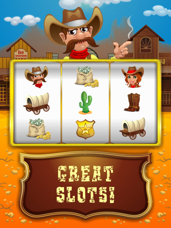 Western Cowboys Slots screenshot 6
