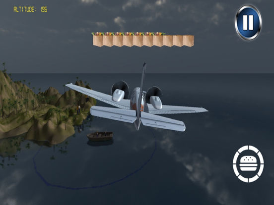 Real Rescue Airplane 2016 : National Hero screenshot 6