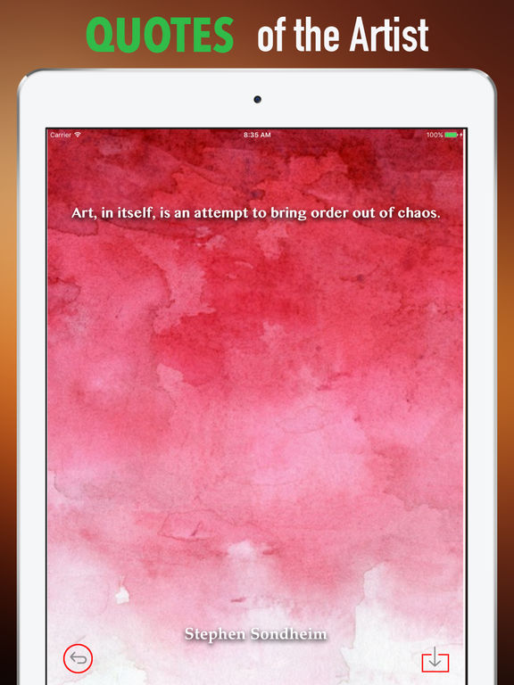Abstract Watercolor Wallpapers HD- Quotes and Art screenshot 9
