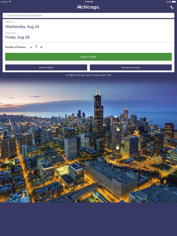 i4chicago - Chicago Hotels, Yellow Pages Directory screenshot 6