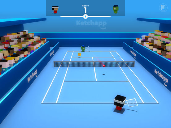 Ketchapp Tennis screenshot 10