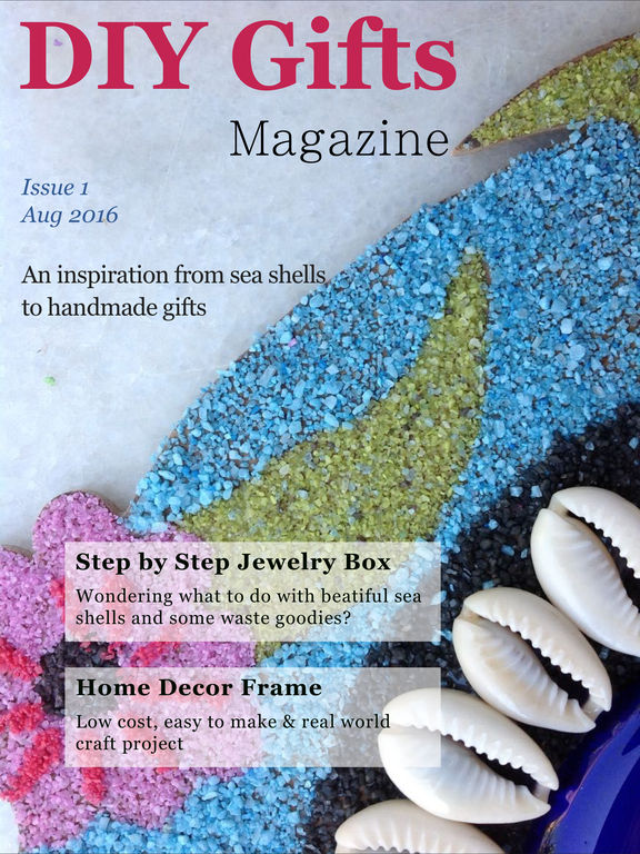 DIY Gifts (Magazine) screenshot 6