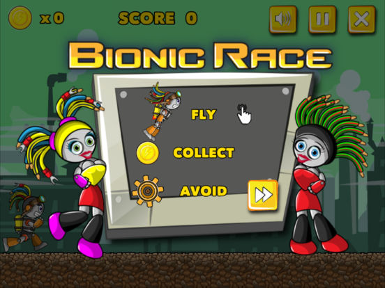 Bionic Race screenshot 8