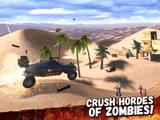 Zombie Derby 2 screenshot 6