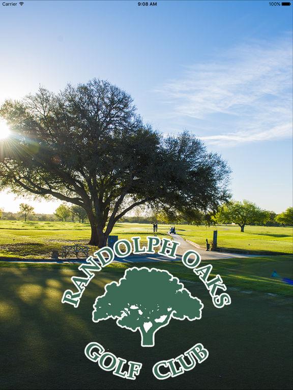 Randolph Oaks Golf Club screenshot 6