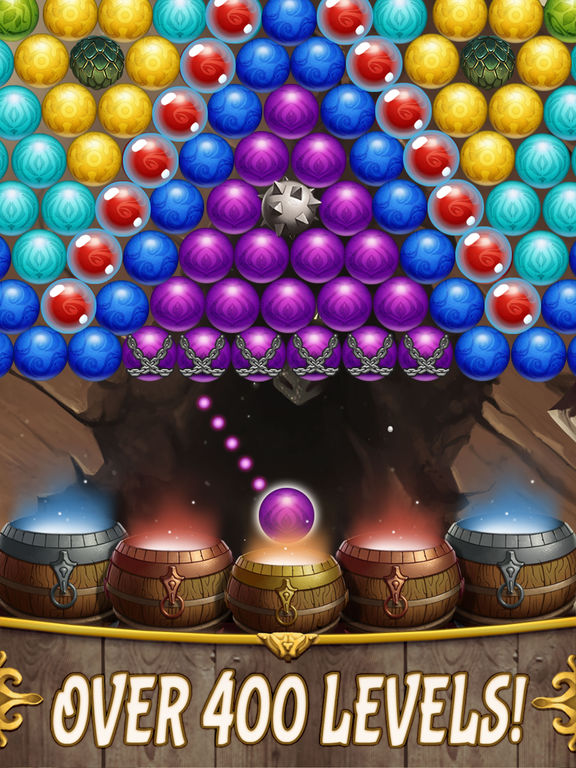 Bubble Shooter Dragon screenshot 7