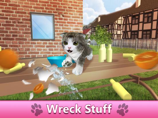 Farm Cat Simulator: Animal Quest 3D screenshot 8