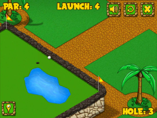 Mini Golf - World screenshot 9