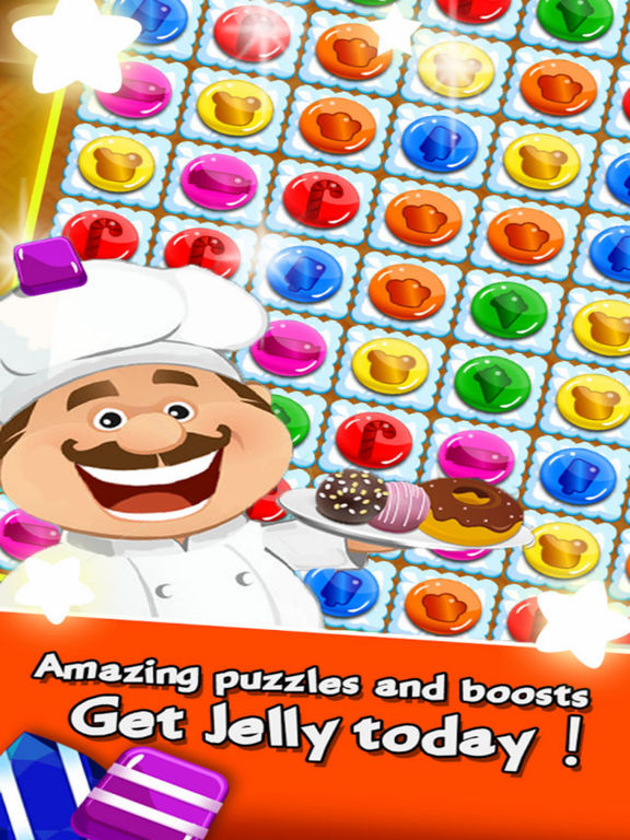 Magic Ice Candy - Cookies Jam 2 screenshot 4